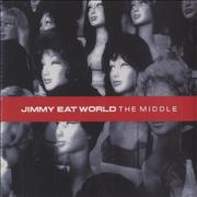 Click here for more info about 'Jimmy Eat World - The Middle'