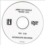 Click here for more info about 'Jimmy Eat World - Work'