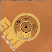 Click here for more info about 'Jimmy James & The Vagabonds - A Man Like Me - Demo'