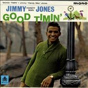 Click here for more info about 'Jimmy Jones (R&R) - Good Timin' - VG+'