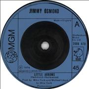 Click here for more info about 'Jimmy Osmond - Little Arrows'