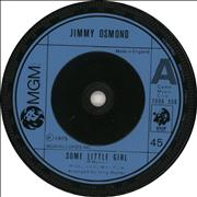 Click here for more info about 'Jimmy Osmond - Some Little Girl'