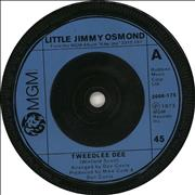 Click here for more info about 'Jimmy Osmond - Tweedlee Dee'
