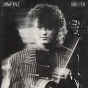 Jimmy Page Outrider - Sealed UK vinyl LP
