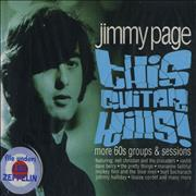 Jimmy Page This Guitar Kills! More 60s Groups & Sessions - Sealed UK 2-CD album set