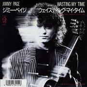 Click here for more info about 'Jimmy Page - Wasting My Time'