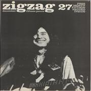 Click here for more info about 'Jimmy Page - Zig Zag Magazine No. 27'