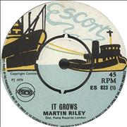 Click here for more info about 'Jimmy Riley - It Grows'