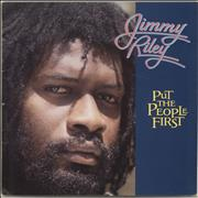 Click here for more info about 'Jimmy Riley - Put The People First'