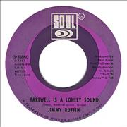 Click here for more info about 'Jimmy Ruffin - Farewell Is A Lonely Sound'