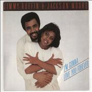 Click here for more info about 'Jimmy Ruffin - I'm Gonna Love You Forever'