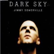 Click here for more info about 'Jimmy Somerville - Dark Sky - Black P/s'