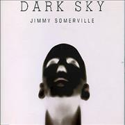 Click here for more info about 'Jimmy Somerville - Dark Sky - Pink P/s'