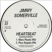 Click here for more info about 'Jimmy Somerville - Heartbeat'