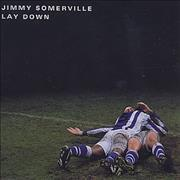 Click here for more info about 'Jimmy Somerville - Lay Down'