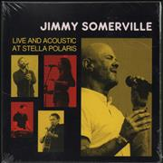 Click here for more info about 'Jimmy Somerville - Love And Acoustic At Stella - Sealed'