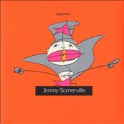 Click here for more info about 'Jimmy Somerville - Mighty Real - dayglo sleeve'