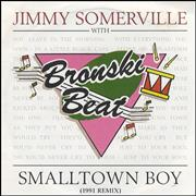 Click here for more info about 'Jimmy Somerville - Smalltown Boy'