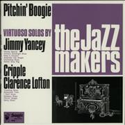 Click here for more info about 'Jimmy Yancey - Pitchin' Boogie'