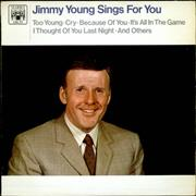 Click here for more info about 'Jimmy Young (DJ) - Sings For You'