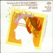 Click here for more info about 'Jiri Valek - Symphony No. 8 'Hic Sunt Homines' & Symphony No. 9'