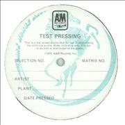 Jiva Jiva - Test Pressing USA vinyl LP