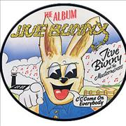 Click here for more info about 'Jive Bunny - The Album - Picture disc'