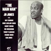 Click here for more info about 'Jo Jones - The Main Man'