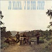 Jo Mama J Is For Jump UK vinyl LP