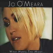 Click here for more info about 'Jo O'Meara - What Hurts The Most'