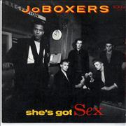 Click here for more info about 'JoBoxers - Jealous Love'