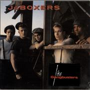 Click here for more info about 'JoBoxers - Like Gangbusters + Pix'
