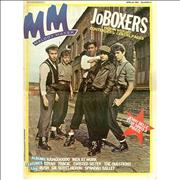 Click here for more info about 'JoBoxers - Melody Maker'