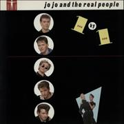 "JoJo And The Real People One By One (Extended Version) UK 12"" vinyl"
