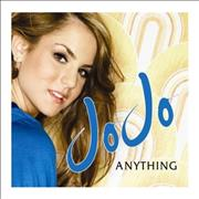 Click here for more info about 'JoJo - Anything'