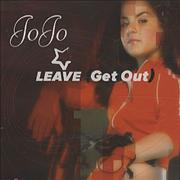 Click here for more info about 'JoJo - Leave (Get Out)'
