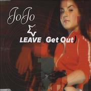 Click here for more info about 'JoJo - Leave [Get Out]'