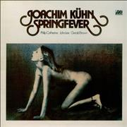 Click here for more info about 'Joachim Kuhn - Springfever'