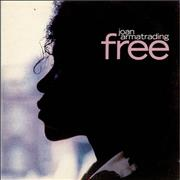 Click here for more info about 'Joan Armatrading - Free'