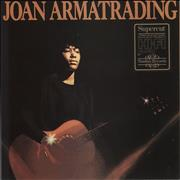Joan Armatrading Joan Armatrading - Nimbus Supercut + Hi-Fi Today sticker UK vinyl LP