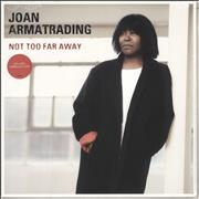 Click here for more info about 'Joan Armatrading - Not Too Far Away - Sealed'