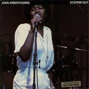 Click here for more info about 'Joan Armatrading - Steppin' Out'