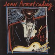 Click here for more info about 'Joan Armatrading - The Key - Embossed Sleeve'