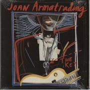 Joan Armatrading The Key UK vinyl LP