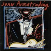 Click here for more info about 'Joan Armatrading - The Key + ticket stubs'