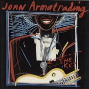 Click here for more info about 'Joan Armatrading - The Key'