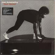 Joan Armatrading Track Record - hype stickered p/s UK vinyl LP