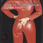 Click here for more info about 'Joan As Police Woman - Cover Two - Cherry Red Vinyl - Sealed'