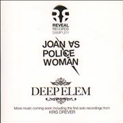 Click here for more info about 'Joan As Police Woman - Reveal Records Sampler'