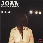 Click here for more info about 'Joan As Police Woman - The Ride [2006 issue]'